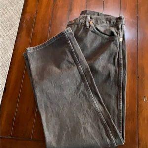 Men's Wrangler Jeans size 36x30